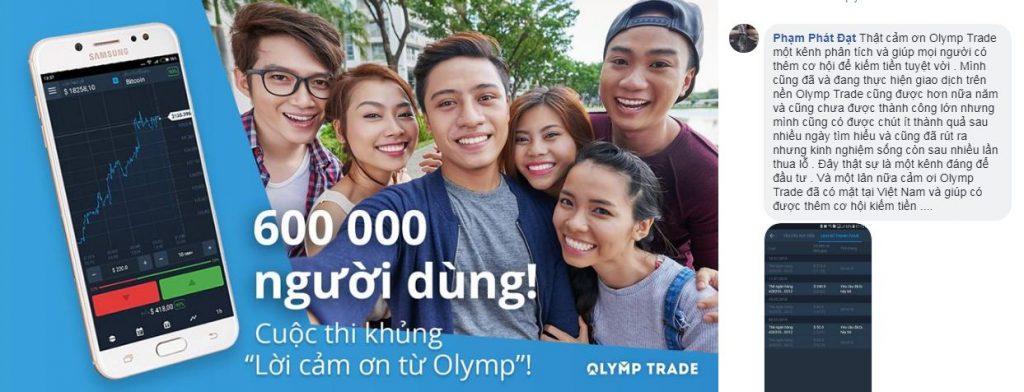 chia sẻ từ nhà giao dịch olymp trade việt nam