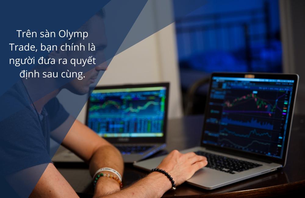 Olymp Trade lừa đảo: thật hay giả?