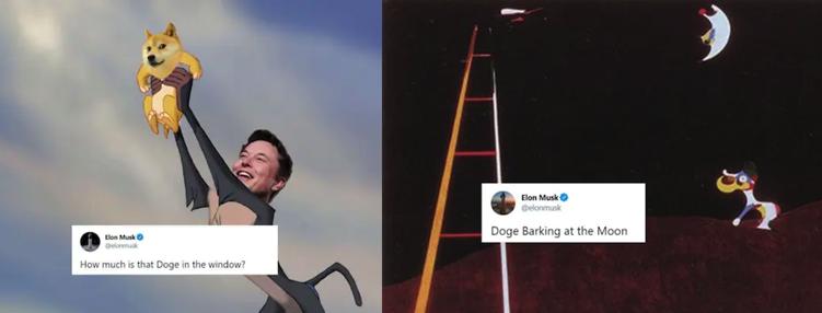 Dòng Tweet của Elon Musk