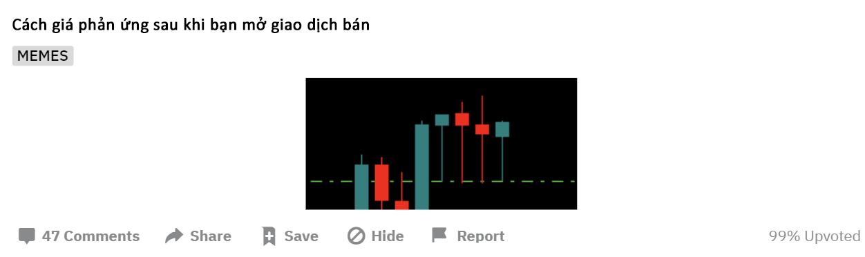 Trao đổi về việc các sàn giao dịch lừa đảo trên Reddit
