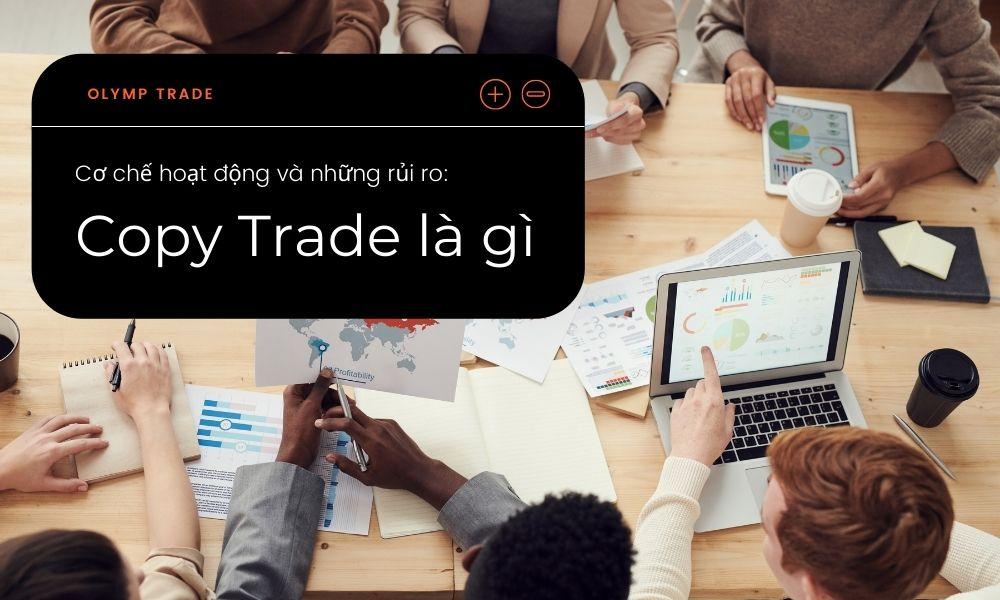 Copy Trade là gì